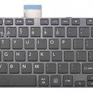 New fit Toshiba 6037B0083309 9Z.N7USV.M1D Keyboard UI Black & frame