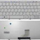 Genuine New US White  Keyboard fit Acer Aspire One AO533 AOD255 AOD255E PAV01