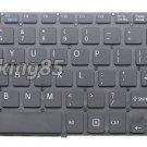 New Black US layout Keyboard fit Sony Vaio 9Z.NAEBQ.001