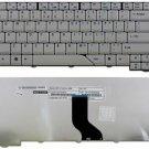 New fit Acer Aspire 4720 4720G 4720Z 4720ZG 4310 4310G Keyboard US Grey White
