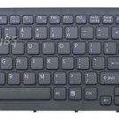 New fit SONY MP-09L23US-8862 550102K06-515-G Keyboard US Black with Black frame