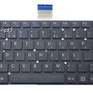 New Black UK keyboard fit Sony SVT1313X9R SVT1313Z1R