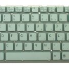 New fit  Sony 149010211USD12622035119 Milky White US Keyboard with Blue Side