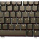 Original New glossy bronze US keyboard fit HP 530643-001 530644-001 531774-001