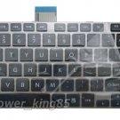 New black US keyboard fit Toshiba K000133040 K000139340