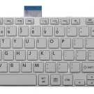 New White UI  layout keyboard fit Toshiba Satellite C75-A C75D-A C75T-A C75DT-A