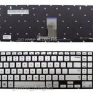 NEW US Backlit silver & Blue Fn icon Keyboard fit Samsung 780Z5E NP780Z5E
