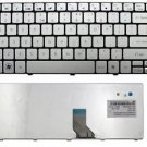 New US Silver Keyboard fit KB.I140G.169 KBI140G169 9ZN4TPCA1D