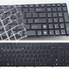 New US chiclet keyboard fit Asus AENJ2U01020 0KNB0-6204US00 MP-10A73US-9201W