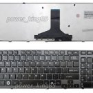 New US keyboard fit Toshiba Satellite A660 A660D A665 A665D MP-09N53US6698