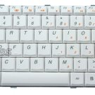 Genuine NEW fit Lenovo IdeaPad S12 US layout White keyboard