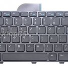 Original New US Black keyboard fit Dell Inspiron M431R with frame