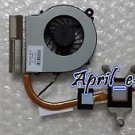 NEW for HP Pavilion G42 G62 series CPU Cooling Fan with Heatsink P/N 606609-001