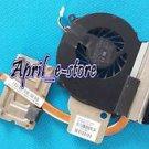 NEW Compaq Presario CQ43 CQ57 series AMD cpu Fan Heatsink Assembly 647316-001