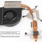new for HP Compaq Presario CQ61 CQ71 G61 G71 cpu fan with heatsink PN 582145-001