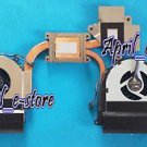 New for HP Envy 665908-001 cpu Heatsink with dual Fans P/N  665908-001
