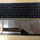New Keyboard for ASUS K50 K50IN K61 K50A K50AB K50IJ K50ID P50 P50IJ US BACKLIT