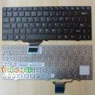 New CLEVO M1100 M1110 M1111 M1115 W110 M111X-X M1110Q-C Keyboard US Black Frame