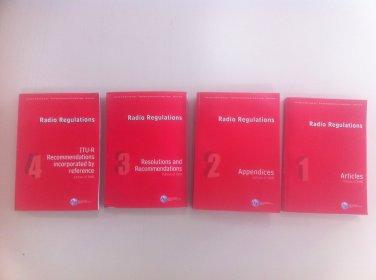 Radio Regulations Edition of 2008