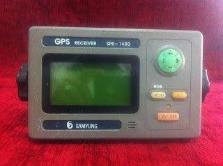 Samyung SPR 1400 GPS Navigator with SAN 60 GPS Antenna