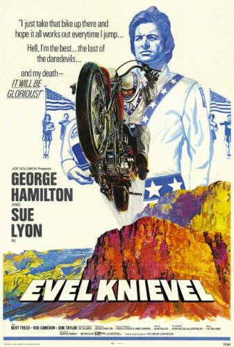Evel Knievel (1971 motion picture starring George Hamilton in Super 8 Format)