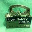 UVEX Safety Goggles Model : S3960C Made in USA