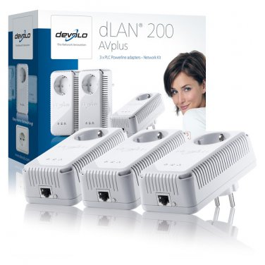 Devolo dLAN® 200 AVplus Network Kit