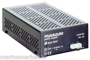 +24 Volts / 5 Amps Power Supply from Mascot Type 9522. Input : 220 Volts AC