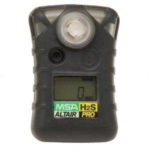 MSA Altair® Pro Single-Gas Detector, Hydrogen Sulfide (H2S)