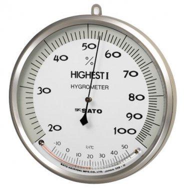 Precision Hair Hygrothermometer Model Highest I