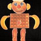 Flip Flap Jack 16-pc Flannel Felt Board Story
