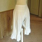 Original ca 1910 - EDWARDIAN split BLOOMERS - MINT