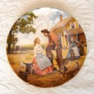 Knowles 'Oh What a Beautiful Morning' Oklahoma collector Plate