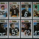 1988 Pittsburgh Steelers Police Team Set