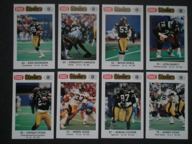 1993 Pittsburgh Steelers Police Team Set