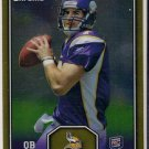2011 Topps Bowman Chrome Christian Ponder Rookie BCR-30
