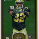 2011 Topps Bowman Chrome Mark Ingram Rookie BCR-5