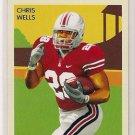 2009 Philadelphia National Chicle Chris Wells Rookie