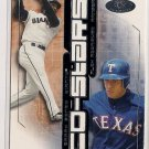 2002 Fleer Hot Prospects Co-Stars Barry Bonds & Alex Rodriguez