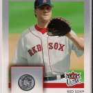 2007 Fleer Ultra Feel The Game Jonathan Papelbon