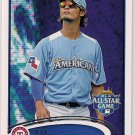 2012 Topps Update AL All-Star Yu Darvish Rookie
