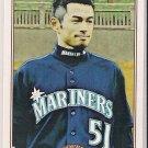 2010 Topps 206 Ichiro