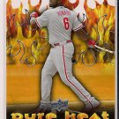 2010 Upper Deck Pure Heat Ryan Howard