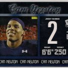 2011 Press Pass Cam Newton Rookie