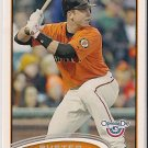 2012 Topps Opening Day Buster Posey