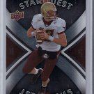 2008 Upper Deck Starquest Matt Ryan Rookie
