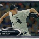 2012 Topps Chrome Addison Reed Rookie