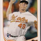 2013 Topps Dylan Bundy Rookie
