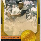 2012 Topps Golden Greats Willie Mays