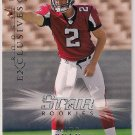 2008 Upper Deck Rookie Exclusives Matt Ryan